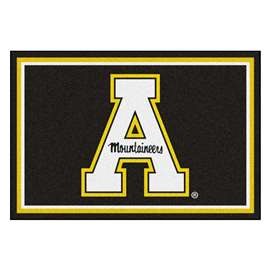 Appalachian State University 5x8 Rug Plush Rugs