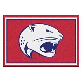 University of South Alabama 5x8 Rug Plush Rugs