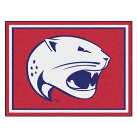 University of South Alabama 8x10 Rug Plush Rugs