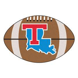 Louisiana Tech University  Football Mat Mat Rug Carpet