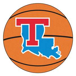 Louisiana Tech University  Basketball Mat Rug Carpet Mats
