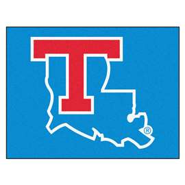 Louisiana Tech University  All Star Mat Rug Carpet Mats