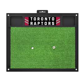 NBA - Toronto Raptors Golf Hitting Mat Golf Accessory