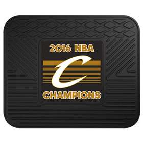 "Cleveland Cavaliers 2016 NBA Finals Champions Utility Mat 14""x18"""