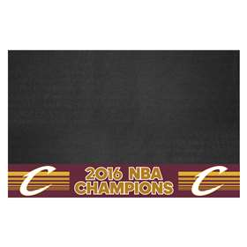 "Cleveland Cavaliers 2016 NBA Finals Champions Grill Mat 26""x42"""