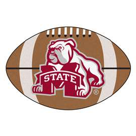 Mississippi State University  Football Mat Mat Rug Carpet