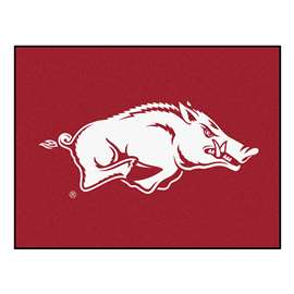 University of Arkansas  All Star Mat Rug Carpet Mats
