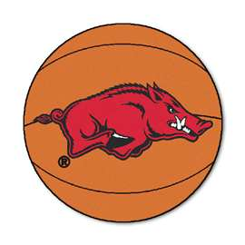 University of Arkansas  Basketball Mat Rug Carpet Mats
