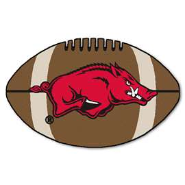 University of Arkansas  Football Mat Mat Rug Carpet