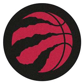 NBA - Toronto Raptors Mascot Mat Custom Shape Rugs