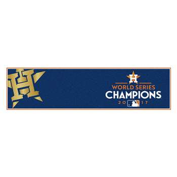 Houston Astros 2017 World Series Champions Putting Green Mat