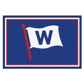 MLB - Chicago Cubs 5'x8' Rug  5x8 Rug