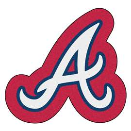 MLB - Atlanta Braves Mascot Mat Custom Shape Rugs