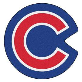 MLB - Chicago Cubs Mascot Mat Custom Shape Rugs