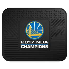 "Golden State Warriors 2017 NBA Finals Champions Utility Mat 14""x18"""