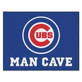 MLB - Chicago Cubs Man Cave All-Star Rectangular Mats