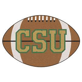Colorado State University  Football Mat Mat Rug Carpet