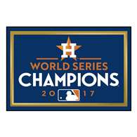Houston Astros 2017 World Series Champions 5' x 8' Rug