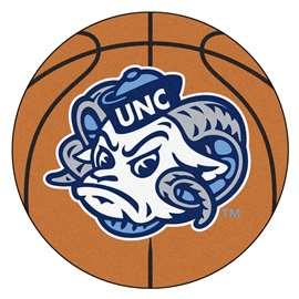 University of North Carolina - Chapel Hill  Basketball Mat Rug Carpet Mats