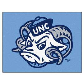 University of North Carolina - Chapel Hill  All Star Mat Rug Carpet Mats