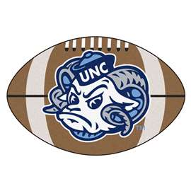 University of North Carolina - Chapel Hill  Football Mat Mat Rug Carpet