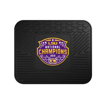 "Louisiana State University LSU Tigers Utility Mat 14""x17"""