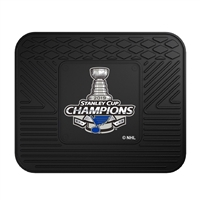 St. Louis Blues 2019 NHL Stanley Cup Champions Utility Mat