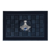 St. Louis Blues 2019 NHL Stanley Cup Champions Medallion Door Mat