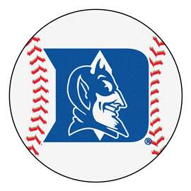 Duke University  Baseball Mat Rug Carpet Mats