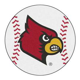 University of Louisville  Baseball Mat Rug Carpet Mats