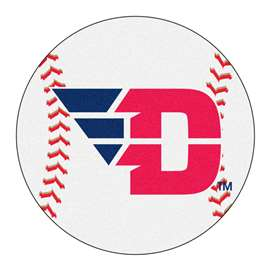University of Dayton  Baseball Mat Rug Carpet Mats