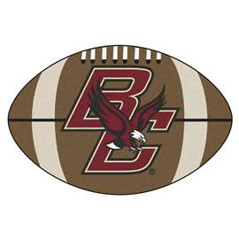 Boston College  Football Mat Mat Rug Carpet