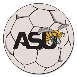 Alabama State University  Soccer Ball Mat, Rug , Carpet