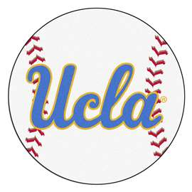 University of California - Los Angeles (UCLA)  Baseball Mat Rug Carpet Mats