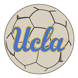 University of California - Los Angeles (UCLA)  Soccer Ball Mat, Rug , Carpet