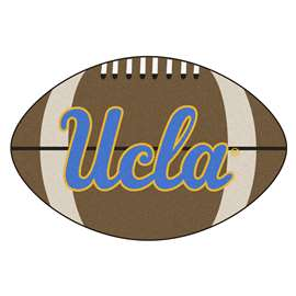 University of California - Los Angeles (UCLA)  Football Mat Mat Rug Carpet