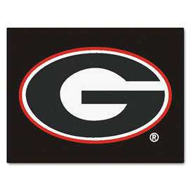 University of Georgia  All Star Mat Rug Carpet Mats