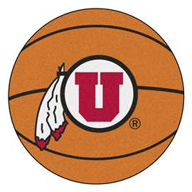 University of Utah  Basketball Mat Rug Carpet Mats