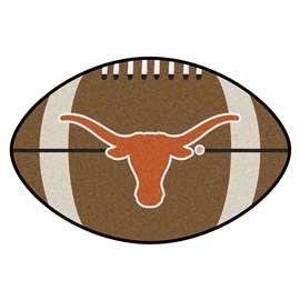 University of Texas  Football Mat Mat Rug Carpet