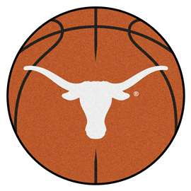 University of Texas  Basketball Mat Rug Carpet Mats