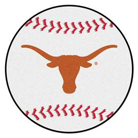 University of Texas  Baseball Mat Rug Carpet Mats