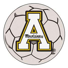 Appalachian State  Soccer Ball Mat, Rug , Carpet