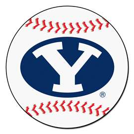Brigham Young University  Baseball Mat Rug Carpet Mats