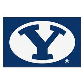 Brigham Young University  Starter Mat Mat, Rug , Carpet