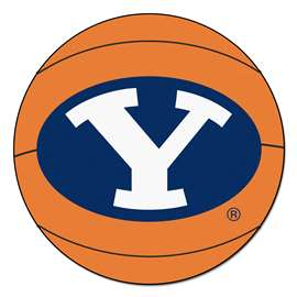 Brigham Young University  Basketball Mat Rug Carpet Mats