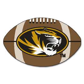 University of Missouri  Football Mat Mat Rug Carpet