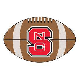 North Carolina State University  Football Mat Mat Rug Carpet