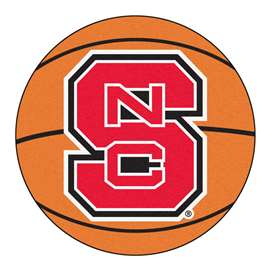 North Carolina State University  Basketball Mat Rug Carpet Mats