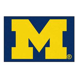 University of Michigan  Starter Mat Mat, Rug , Carpet