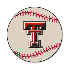 Texas Tech University  Baseball Mat Rug Carpet Mats
